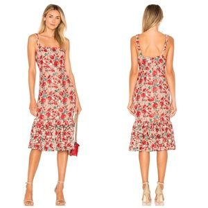 NWT Lovers + Friends Under The Stars Floral Dress